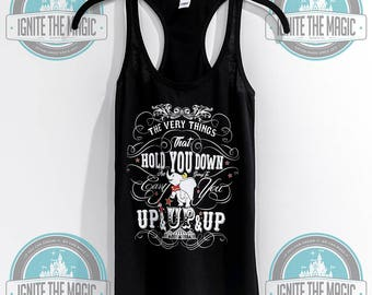 NEW! Vintage Style Dumbo Tank Top