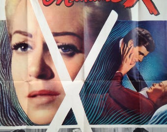 Madame X 1966 One Sheet Poster
