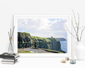 Cliffs of Moher - Horizontal
