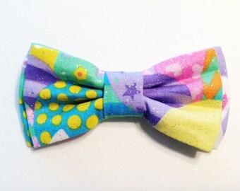 Baby Bow Tie, Easter Bow Tie, Baby Easter Bow Tie, Easter Bowtie, Boy Bow Tie, Easter  Bowtie, Wedding Bow Tie, Bar Mitzvah Bow Tie B527