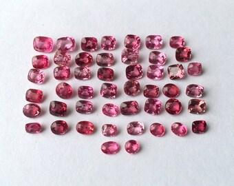 Burma Pink Spinel Lot