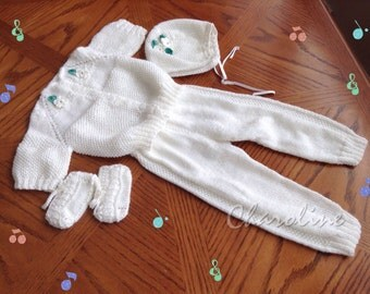 Baby, newborn gift set, conjunto recien nacido, baby shower gift/gift