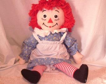 DAKIN 85th Birthday  Raggedy Ann Doll