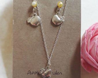 Apple garden gift set