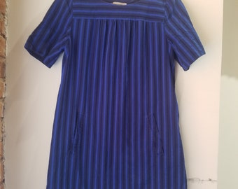 Stripped Shift Dress Size 10