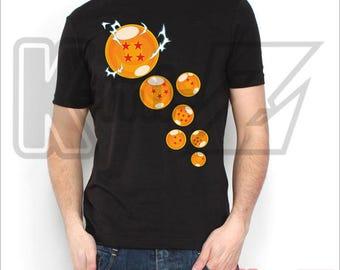 T-shirt Dragon Ball dragon ball