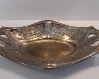 Art Nouveau Serving Dish