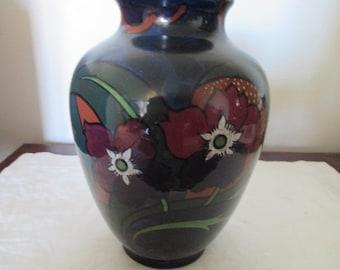 Large Decoro Tuscan Vase Baluster Shape