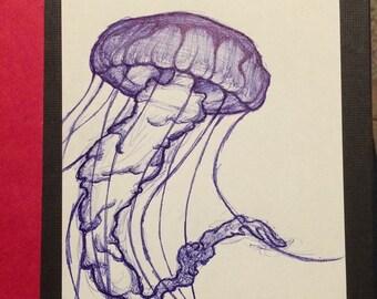 Jellyfish - Print