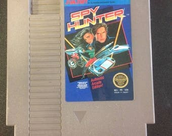 Spy Hunter by Sun Soft For The NES