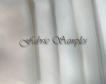 Fabric Samples Tulle Bridal Skirt