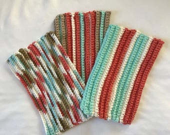Dish Cloths- Set of 3