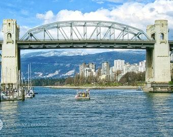 Burrard Street Bridge - Vancouver, BC