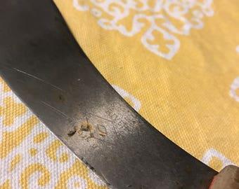 Vintage J Russell & Co. Skinning Knife