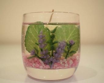 Lavender Gel Candle