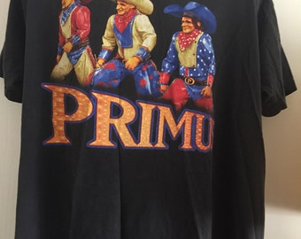 Vintage Primus T-Shirt!!  Wynona And Her Big Brown Beaver - Size Large