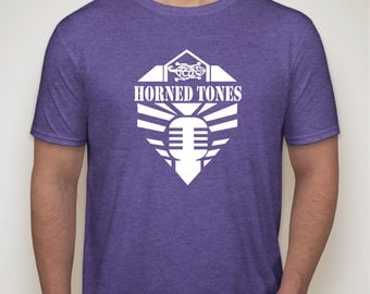 Horned Tones Mic Shirt Pick Up