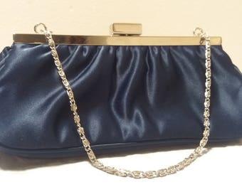 Vintage Lovely N.Y. Clutch/ Handbag