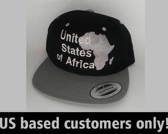 United States of Africa caps