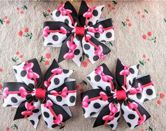 Toddler Hair Bows, Baby Hair Bows, Baby Hair Clips, Bow, Hair Bows, Hair Bows for Girls, Hair Bows, Small Hair Bows, Girls Bow