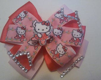 Jello kitty bow