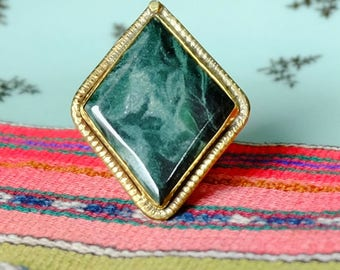 Ring Jade of Guatemala - Losanjade