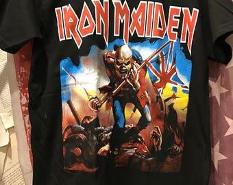 Iron maiden band T-shirt