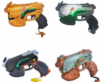 D.Va light gun pistol prop from Overwatch. With LED's All skins.