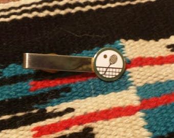 Vintage Tennis Tie Clip