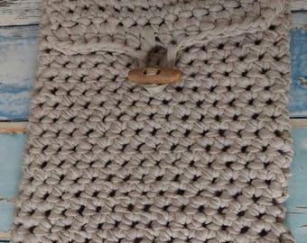 Crochet Tablet / iPod case, sleeve