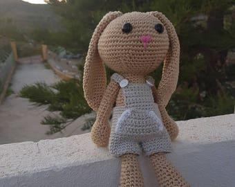 Rabbit child crochet