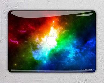 galaxy macbook skin space macbook decal stars macbook sticker nebula macbook cover macbook pro skin macbook air 13 15 12 11  FSM043