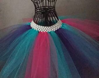 Frozen birthday tutu set