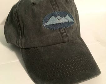 Nature hat, hiking hat, outdoors hat, mountain hat, camping hat, outdoorsy, camping, mountain, nature, hiking hat