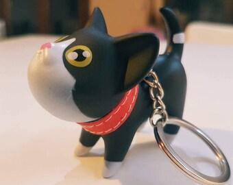 Lovely Cat Keychain