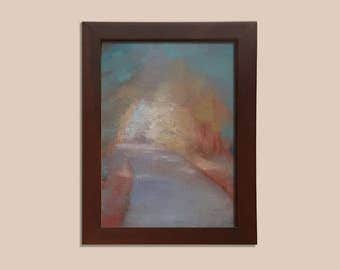 """The Newfield Gallery - """"The Falling"""" by E. Bisaga Dunne"""