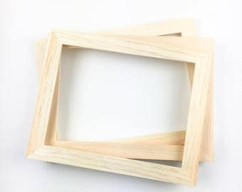 85x11 unfinished wood frame wholesalebulk unfinished wood frames