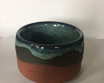 Blue Honey Cup