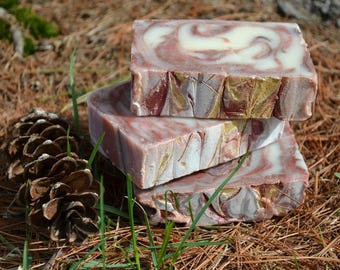 "Bay ""Yum!"" Vegan Handcrafted Soap"