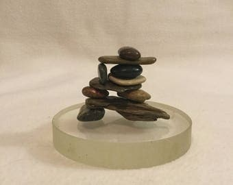 Cairn or Stacked Stones