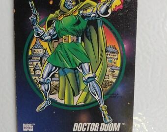 Dr. Doom  Magnet