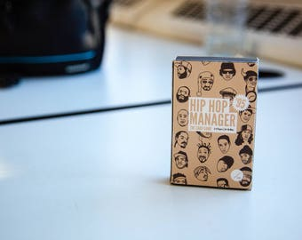 Hip Hop Manager 95 - The Playing Card Game