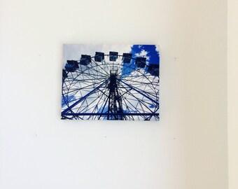 Summer Fair- Canvas