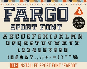 Inline Sport Monogram Font Svg Cricut Sport Alphabet cut files, Varsity monograms, Inline Initial letters, Silhouette font download Iron on