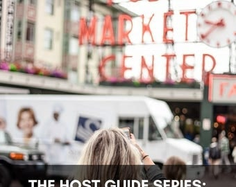 Airbnb Host Guide: Neighborhood Guide Template