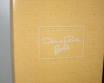 Oscar de la Renta,  Barbie