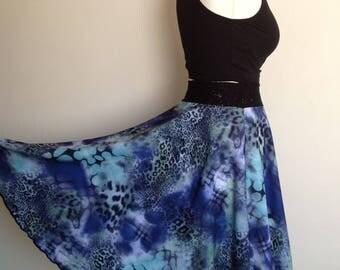 Dance skirt, full circular, small size