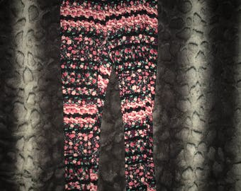 Floral Sweatpants