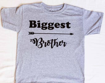 Big Brother T Shirt with Arrow