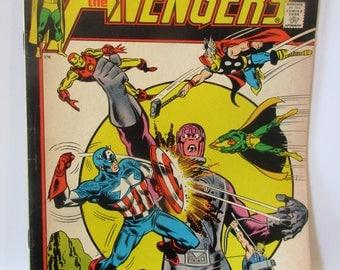 The Avengers #103 Marvel Comics 1972